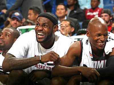 """""""Майами Хит"""" - в превью сезона НБА"""