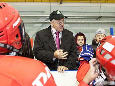 Хоккейный турнир ŠKODA - детям