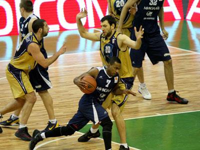 Итоги недели баскетбольной Суперлиги Украины