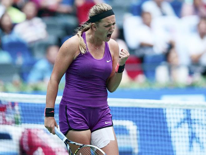 Азаренко уверенно выиграла «Премьер» в Брисбене