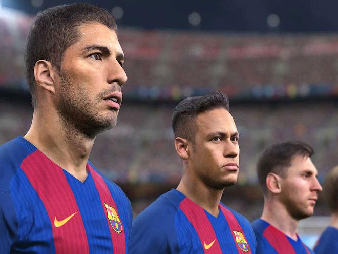 PES и «Барселона»