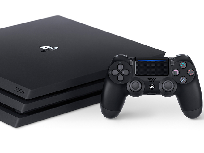 Представлен обновлённый дизайн PS4 и усовершенствованная PS4 Pro