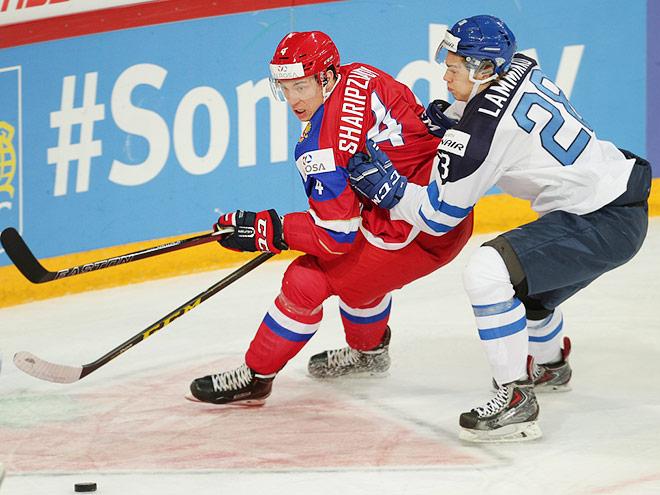 МЧМ-2016. Финал. Россия – Финляндия
