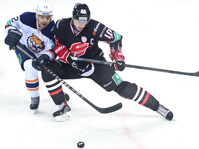 Сергей Калинин и Растислав Шпирко