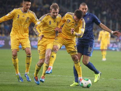 Василий Рац о матче Украина – Франция