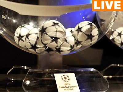 Жеребьёвка Лиги Чемпионов 2012-2013 Онлайн