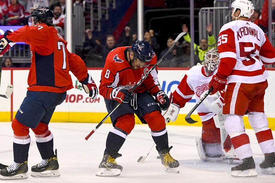 65 шайб – не предел. Овечкин готов побить личный рекорд по голам в НХЛ