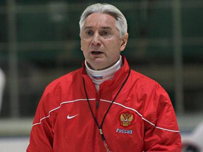 Зинэтула Билялетдинов - о сборной России