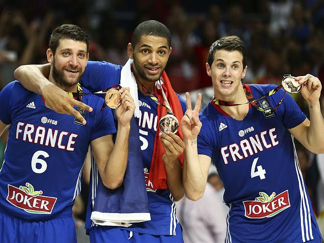 5 моментов матча Франция — Литва