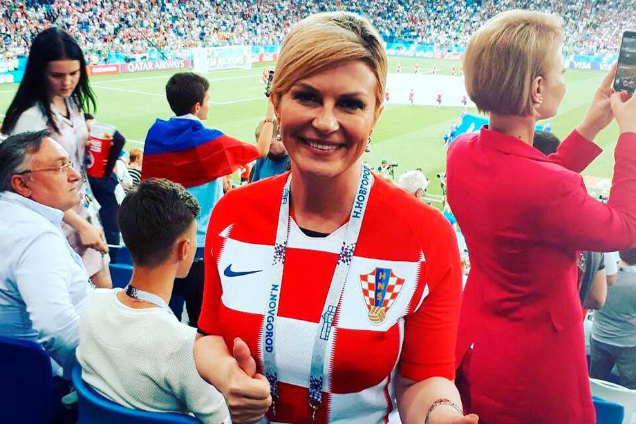ЧМ-2018. Россия — Хорватия