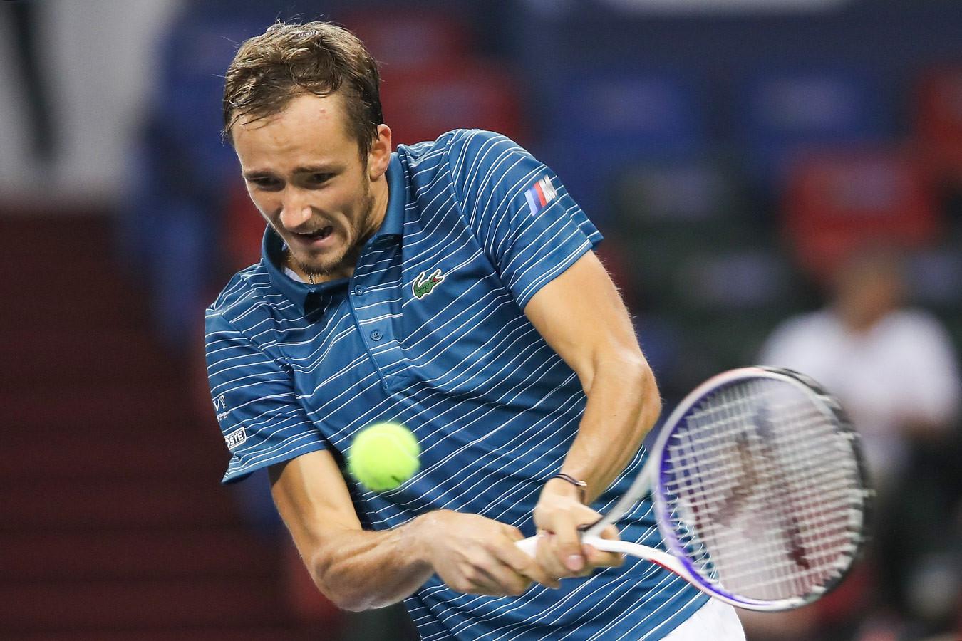 Теннис Шанхай 12.10.2019 смотреть онлайн