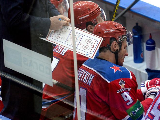 Гимаев – о переходах в КХЛ