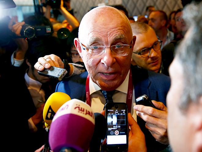 Кто станет новым президентом УЕФА — Чеферин или ван Праг