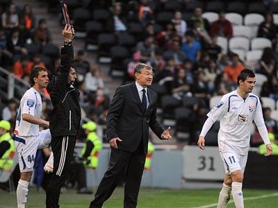 Крымская команда не сыграет в Лиге Европы