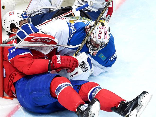 Итоги пятого дня ЧМ-2016 по хоккею