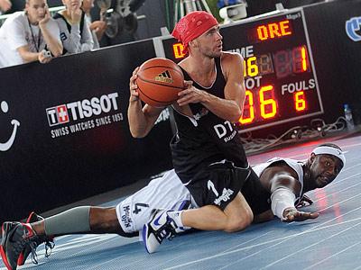 В Москве стартовал крупнейший турнир по уличному баскетболу MoscowOpen