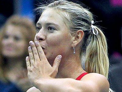 Успех Шараповой и Кузнецовой в Fed Cup и два титула Южного в Загребе
