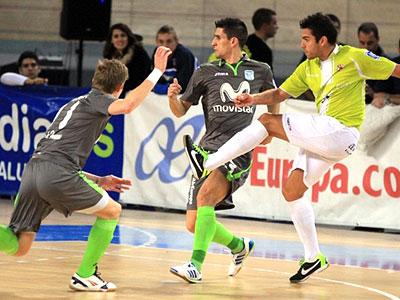 16-й тур чемпионата Испании по мини-футболу