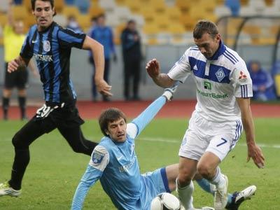 Игроки «Динамо» об играх с одесситами и «горняками»