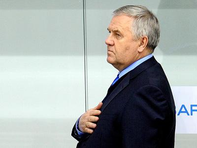 Владимир Крикунов – главный тренер «Нефтехимика»