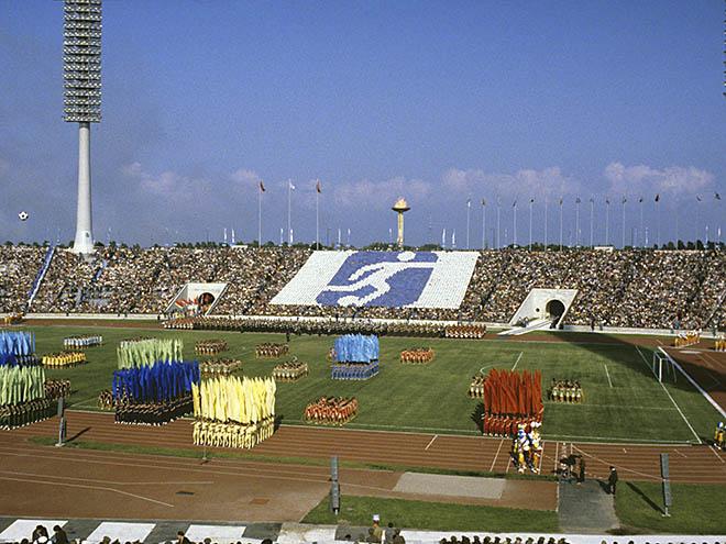 Олимпиада-80 в Москве. События первого дня