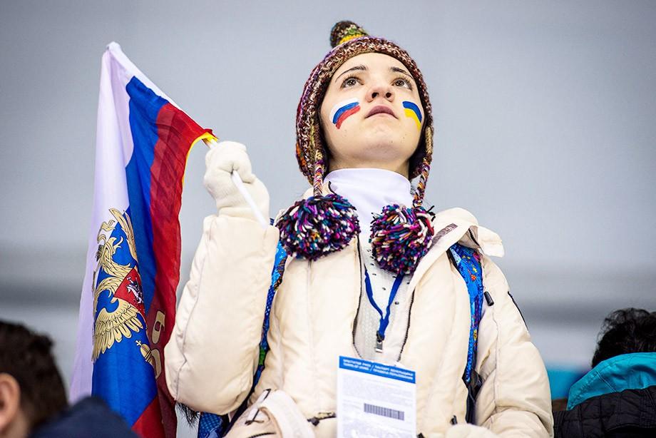 Украинские спортсмены не будут выступать в России