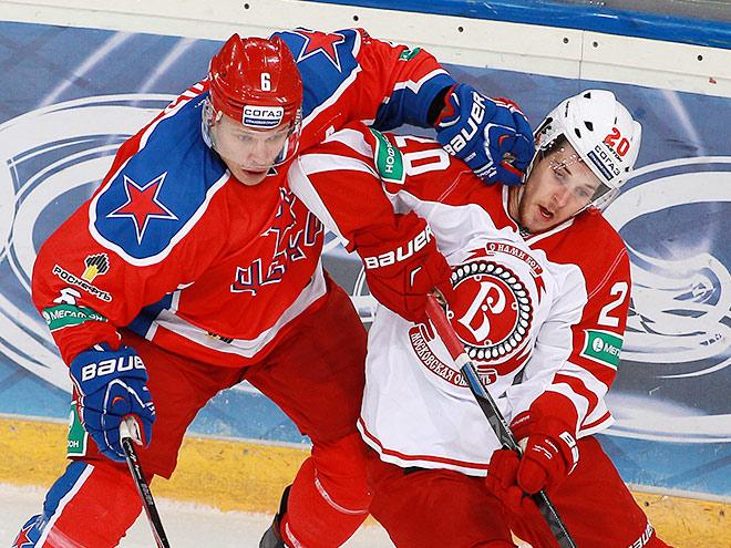 Денис Денисов и Марио Кемпе