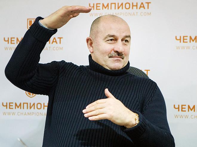 Главный тренер «Динамо» Станислав Черчесов