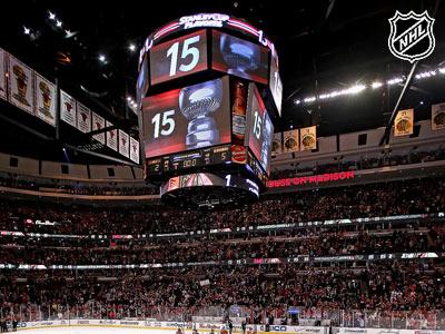 Четвертьфинальные итоги Запада НХЛ
