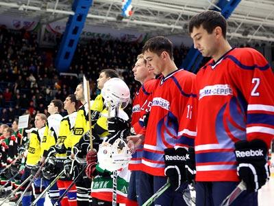 Чемпионат РХЛ в Татарстане стартовал