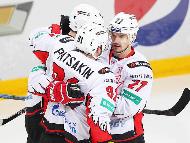Никита Пивцакин и Денис Паршин