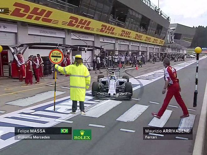 Соцсети Формулы-1