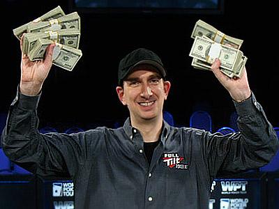 Зал славы покера. Эрик Сайдел