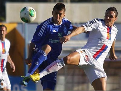 «Динамо» - «Базель» - 1:0