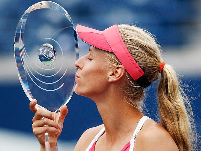 Елена Дементьева — чемпионка Торонто-2009