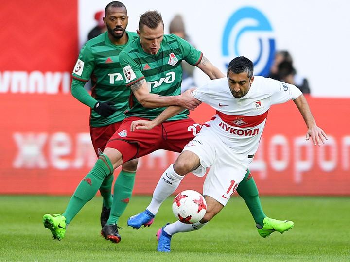 «Локомотив» — «Спартак» — 1:1