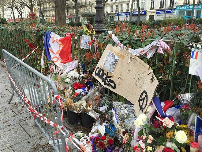 Репортаж из Парижа перед матчем Франция - Россия
