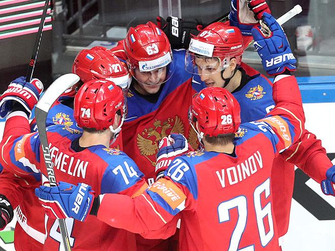 Россия – Германия – 4:1