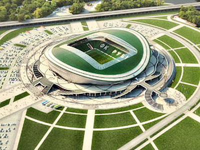 Так будет выглядеть главная арена Универсиады