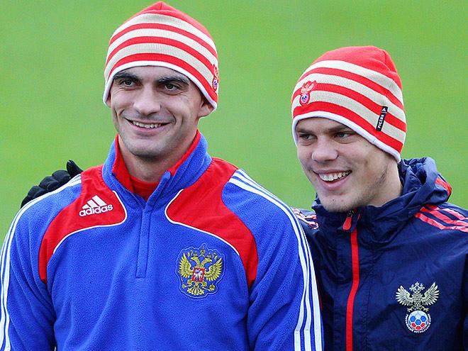 Владимир Габулов и Александр Кокорин