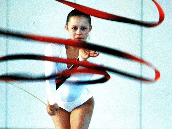 Легендарная советская гимнастка Венера Зарипова - о Кабаевой и Винер