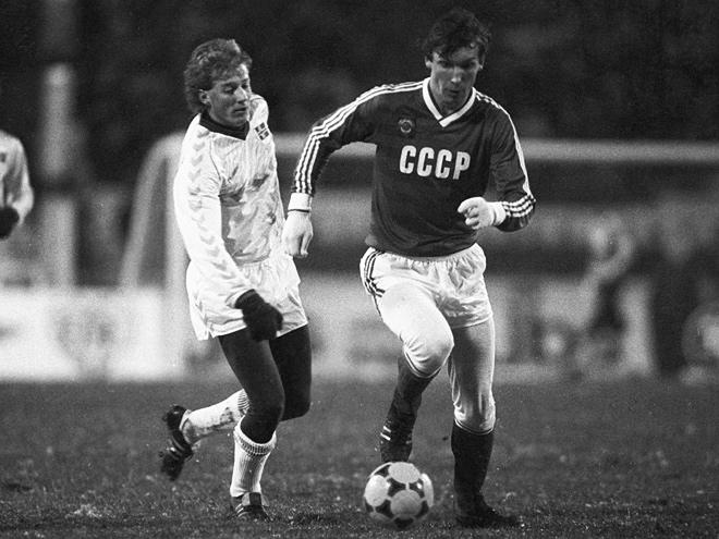 11 главных матчей советского футбола, состоявшихся в Крыму
