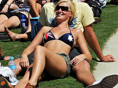 Хроника событий 5-го игрового дня Australian Open
