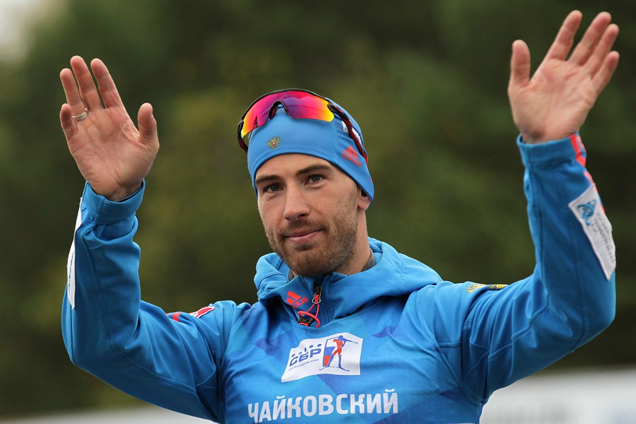 Олимпийский чемпион побиатлону Малышко стал первым вспринте на«Ижевской винтовке»
