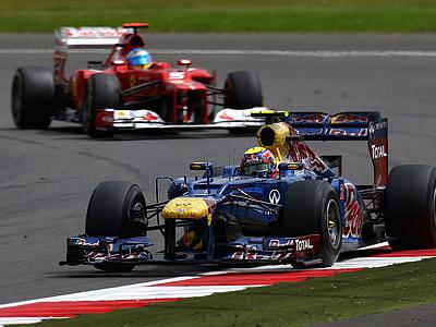Анализ выступлений команд на Гран-при Великобритании Формулы-1