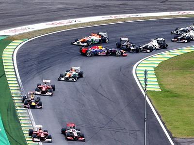 Пять лучших Гран-при Формулы-1 сезона-2012