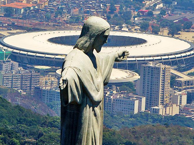 Рио-де-Жанейро не успевает подготовиться к Играм