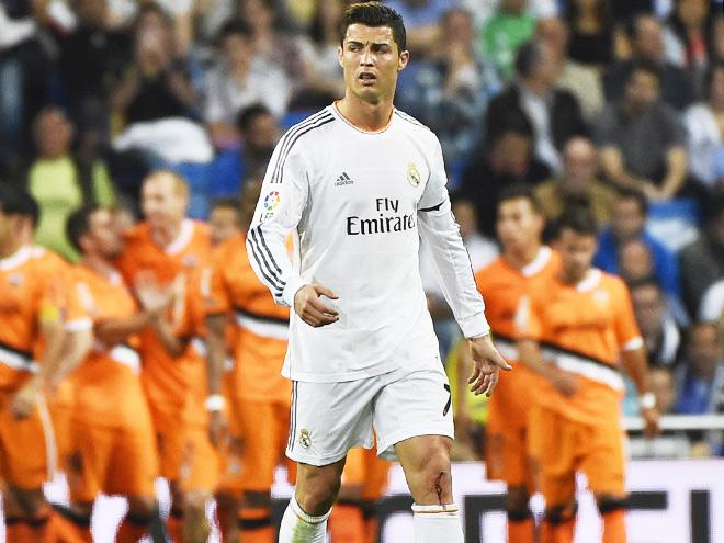 """""""Реал"""" — """"Валенсия"""" — 2:2"""