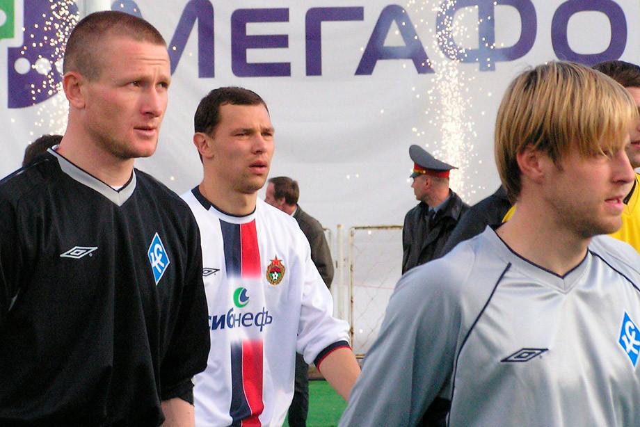 Сергей Игнашевич. 14 апреля 2004 года