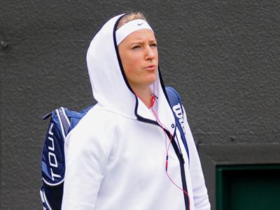 Виктория Азаренко выиграла в первом раунде